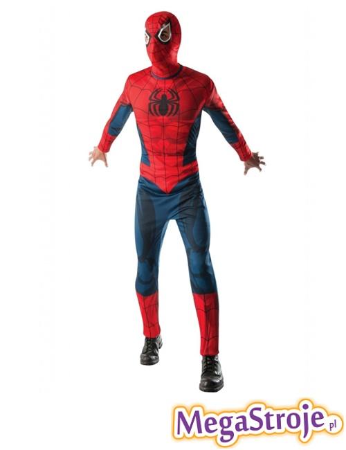 Kostium Spiderman lux