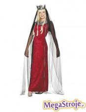 Kostium Średniowieczna Królowa