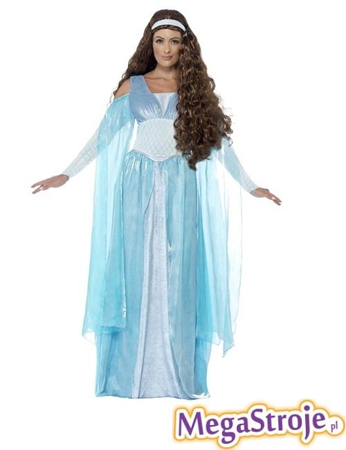 Kostium Średniowieczna Panna