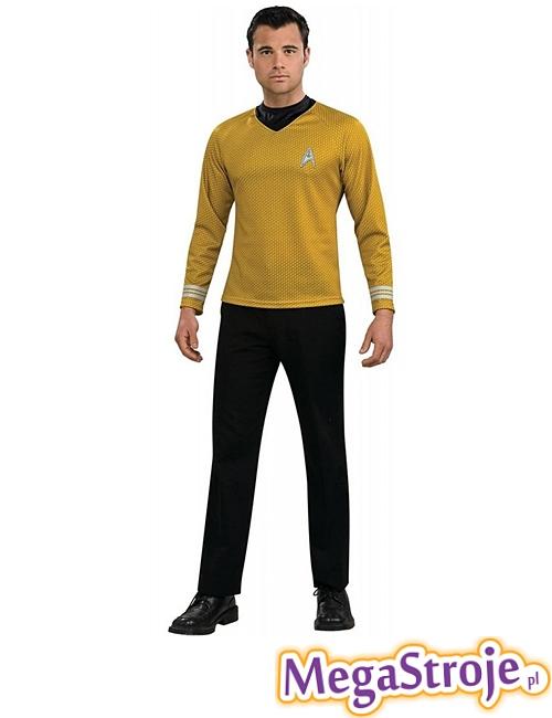 Kostium Star Trek żółty
