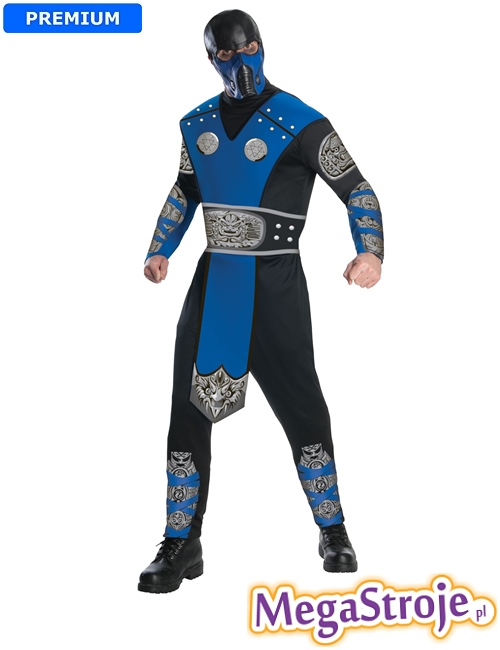 Kostium Sub-Zero Mortal Kombat