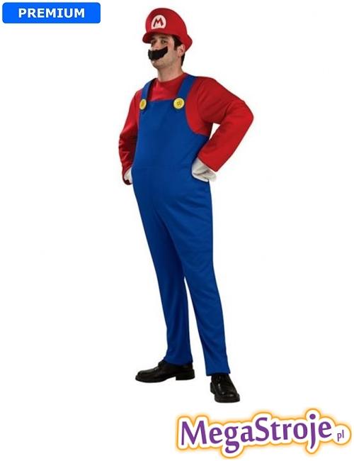 Kostium Super Mario
