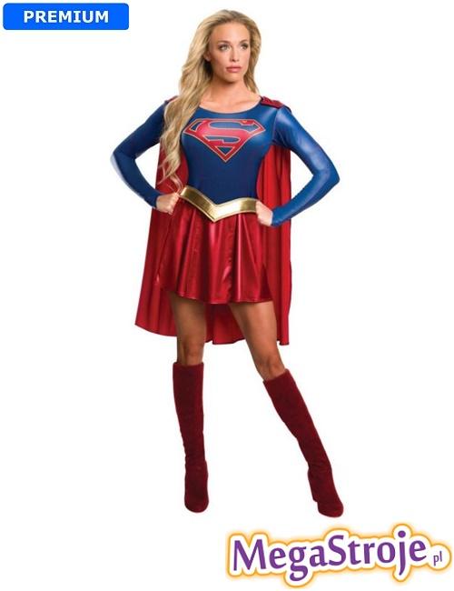Kostium Supergirl deluxe