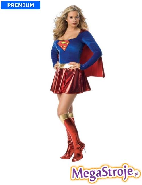 Kostium Supergirl lux