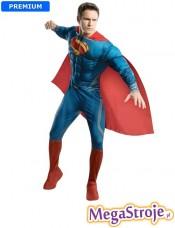 Kostium Superman deluxe