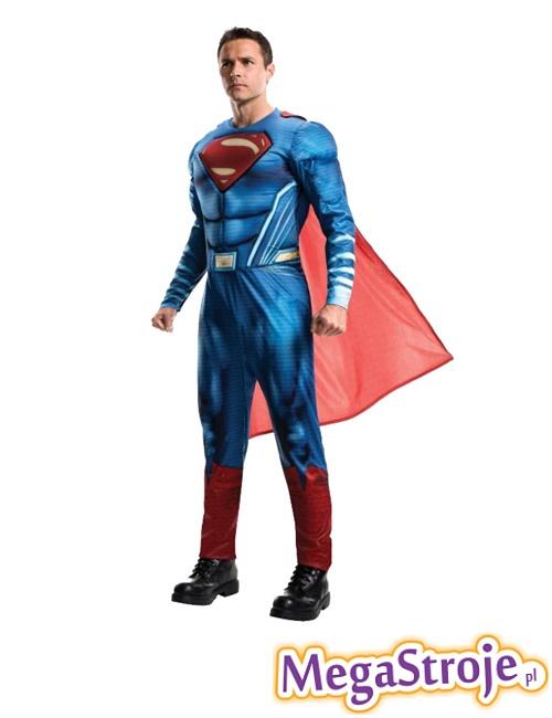 Kostium Superman lux