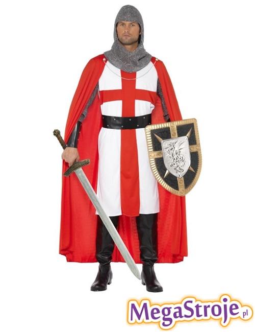 Kostium Święty Jerzy