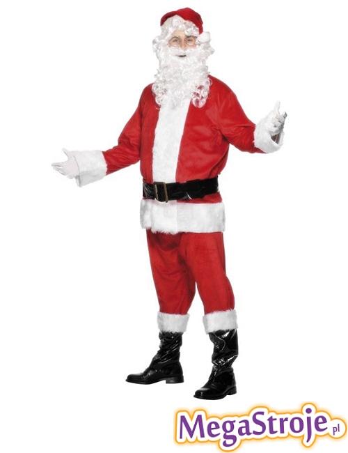Kostium Święty Mikołaj standard
