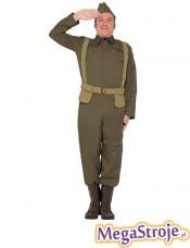 Kostium Szeregowy z II wojny światowej