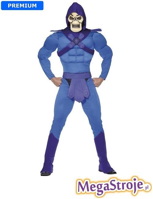 Kostium Szkieletor He-Man