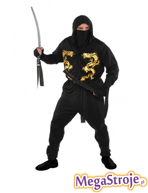 Kostium Tajemniczy Ninja