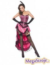 Kostium Tancerka Kabaretowa różowa
