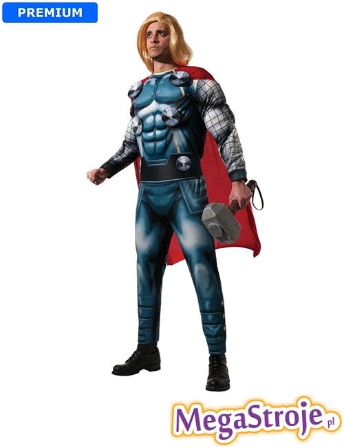 Kostium Thor deluxe