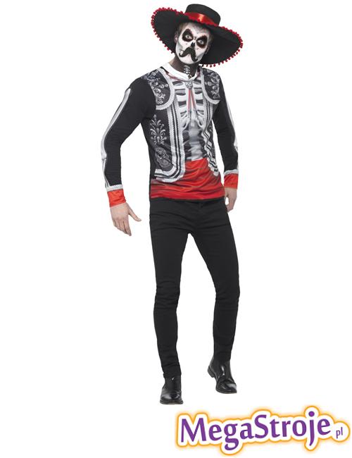Kostium Torreador w Dzień Śmierci