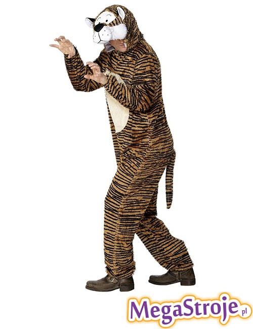 Kostium Tygrysa