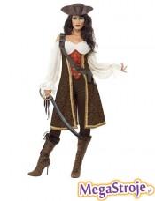 Kostium Waleczna Piratka