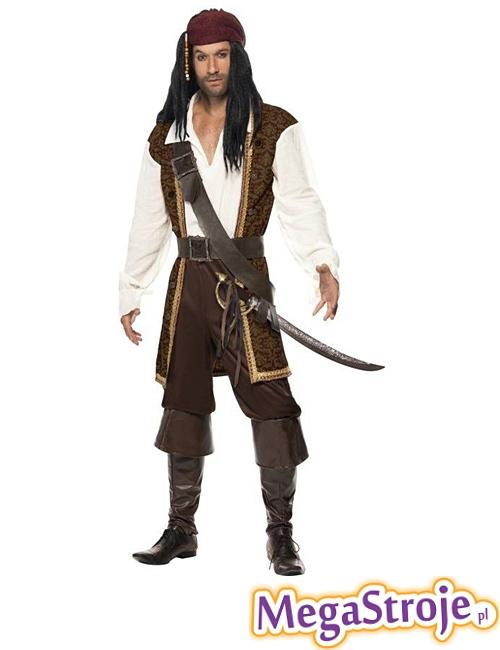 Kostium Waleczny Pirat