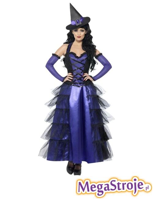 Kostium Wiedźma glamour