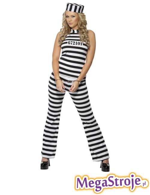 Kostium Więźniarka