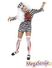 Kostium Więźniarka zombie