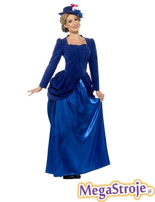 Kostium Wiktoriańska Dama