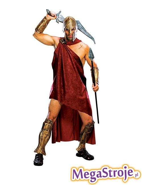 Kostium wojowniczy Spartanin