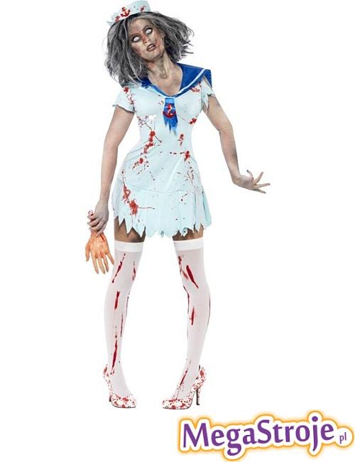 Kostium Żeglarka zombie