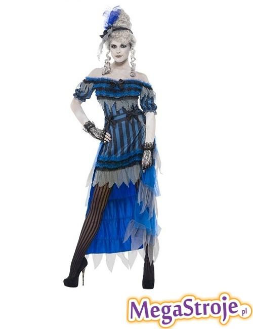 Kostium Zjawa Dziewczyny z saloonu