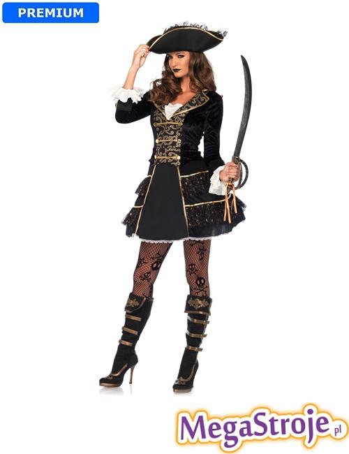 Kostium Zmysłowa Piratka