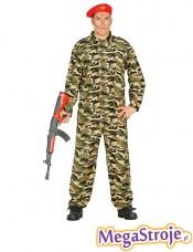 Kostium Żołnierz 2