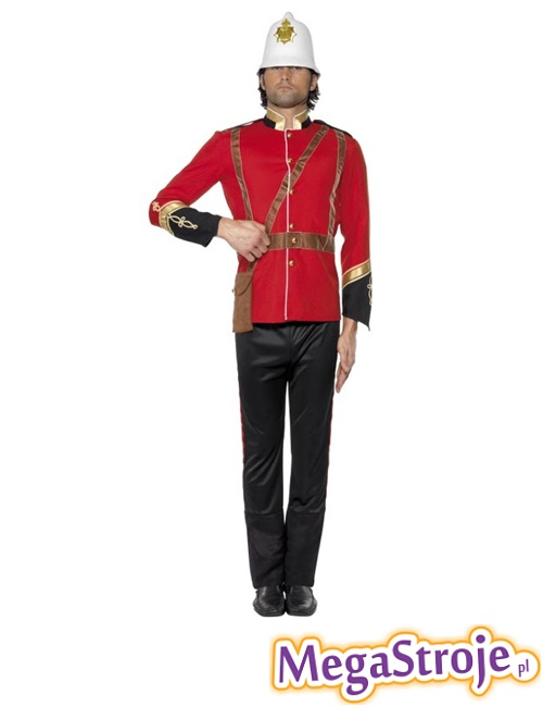 Kostium Żołnierz kolonialny