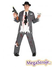 Kostium Zombie Gangster