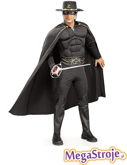 Kostium Zorro