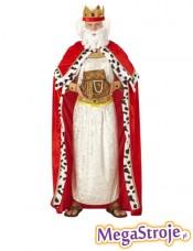 Zestaw Króla (korona i peleryna)